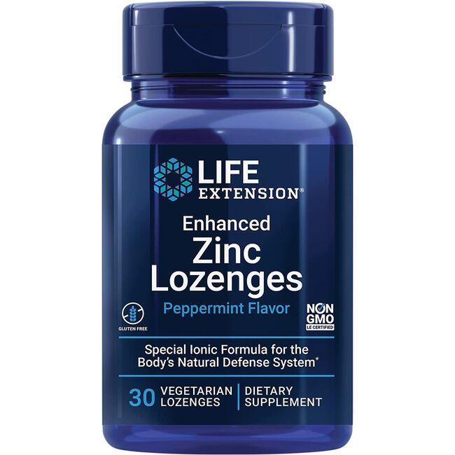 Life ExtensionEnhanced Zinc Lozenges