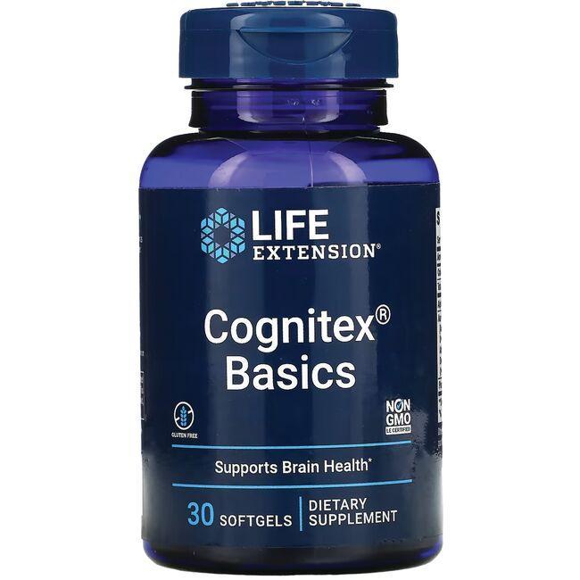 Life ExtensionCognitex Basics