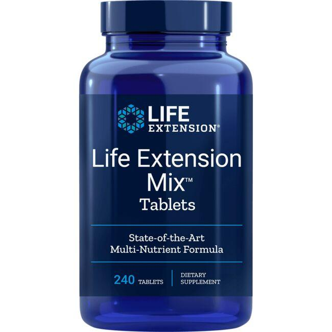 Life Extension Life Extension Mix Tablets