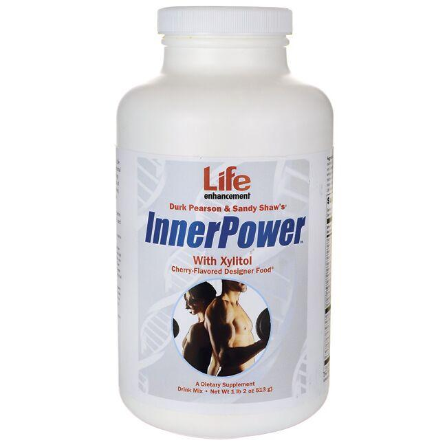 Life Enhancement InnerPower with Xylitol - Cherry