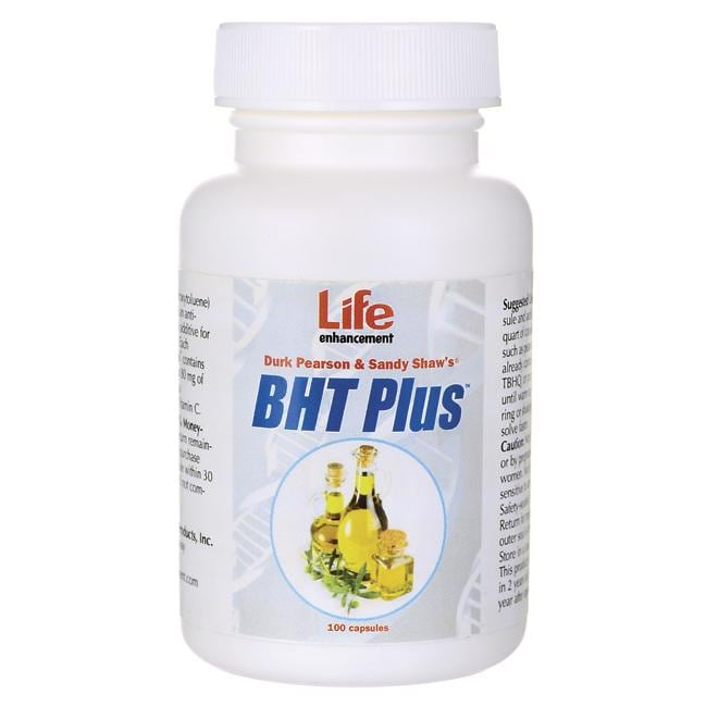 Life Enhancement BHT Plus
