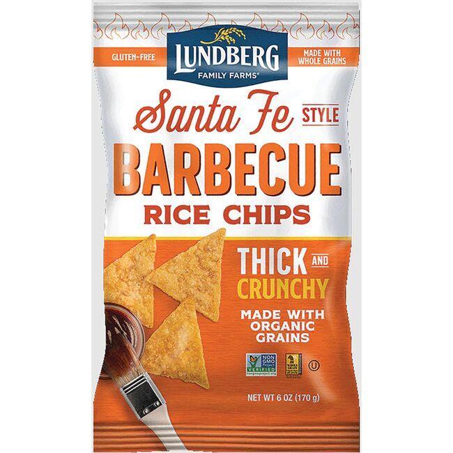 Lundberg Family FarmsRice Chips Santa Fe Barbecue