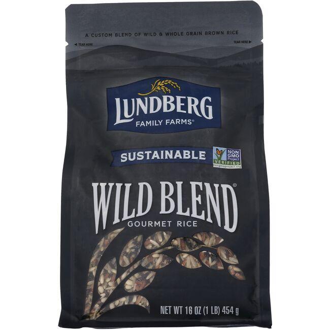 Lundberg Family FarmsWild Blend Rice