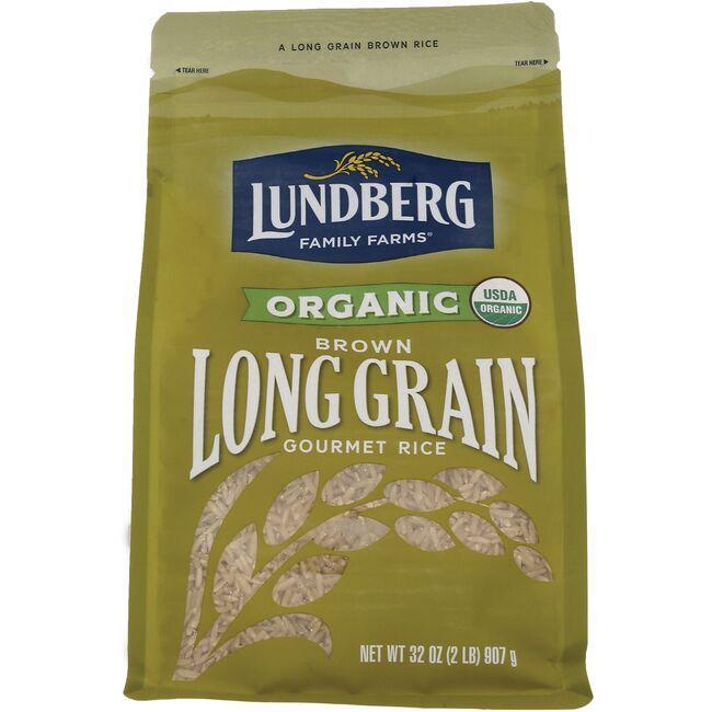 Lundberg Family FarmsOrganic Long Grain Brown Rice