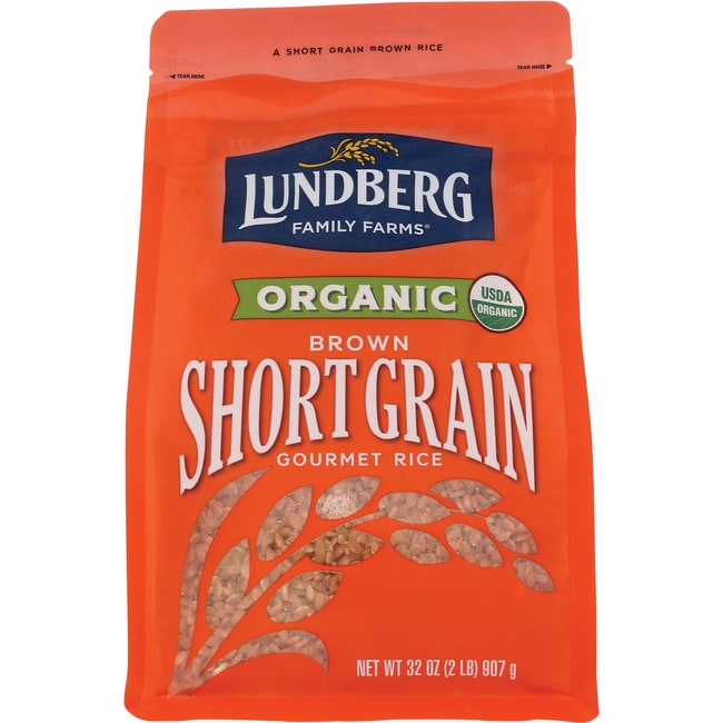 Lundberg Family FarmsOrganic Short Grain Brown Rice