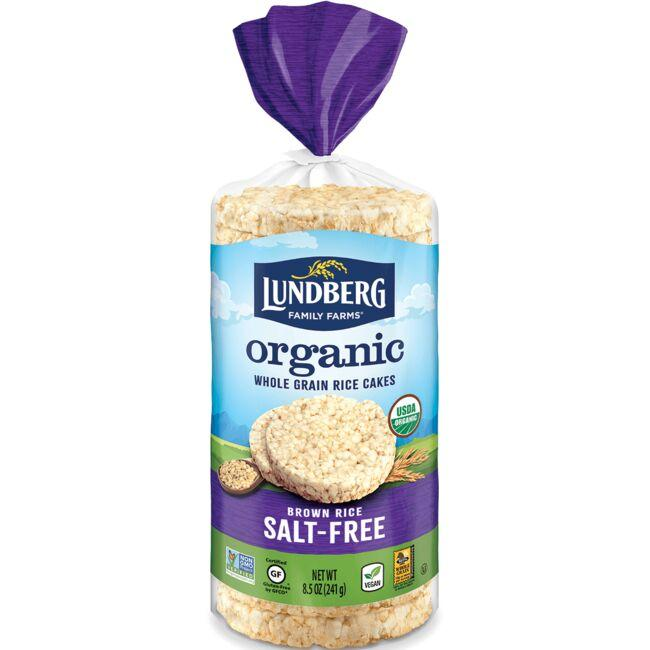 Lundberg Rice Cakes Calories