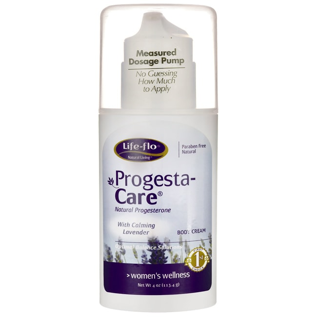 Life-Flo Progesta-Care with Calming Lavender