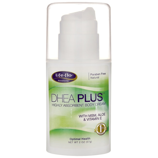 Life-FloDHEA Plus Body Cream