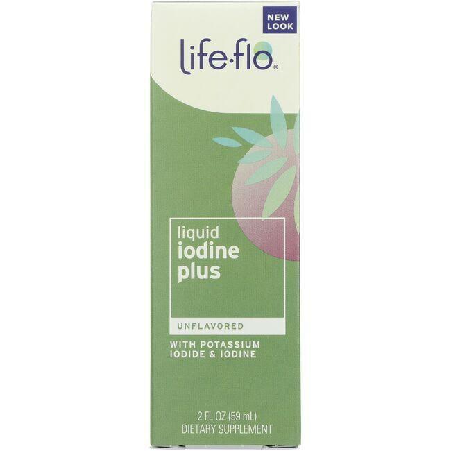 Life-FloLiquid Iodine Plus