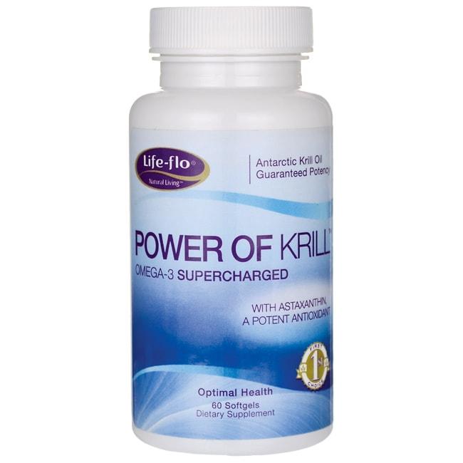 Life-Flo Power of Krill