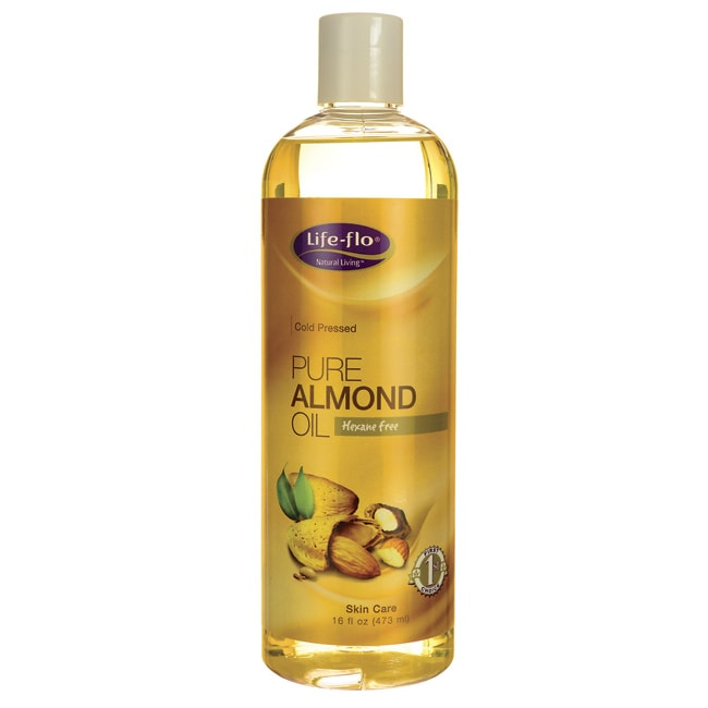 Life-FloPure Almond Oil