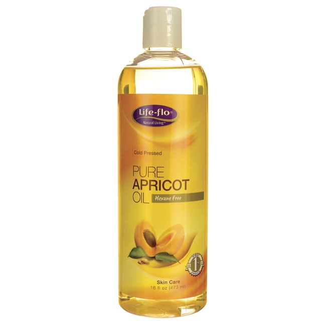 Life-FloPure Apricot Oil