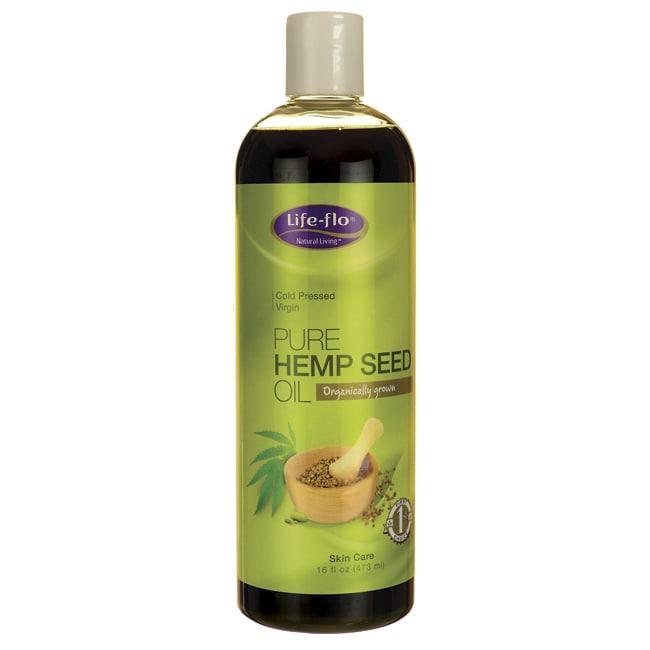 Life-FloPure Hemp Seed Oil