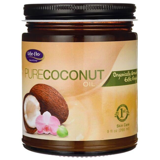 Life-FloPure Coconut Oil