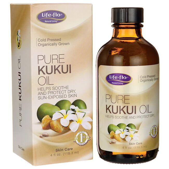 Life-FloPure Kukui Oil