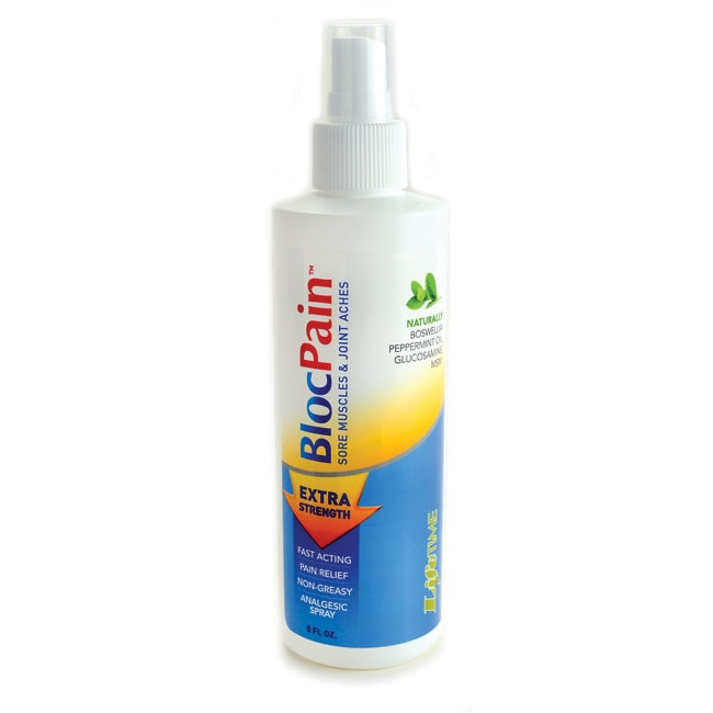 Lifetime VitaminsBlocPain Spray Extra Strength