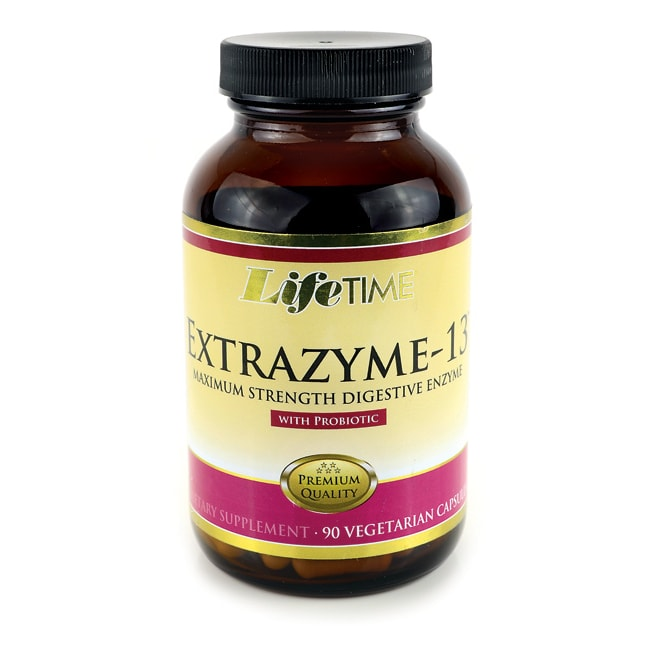 Lifetime Vitamins Extrazyme-13 with Probiotic