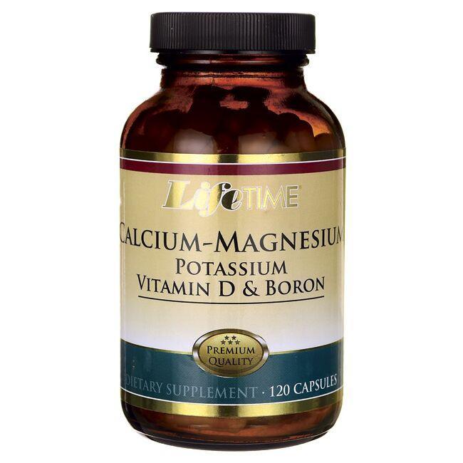 Lifetime VitaminsCalcium Magnesium Potassium Vitamin D & Boron