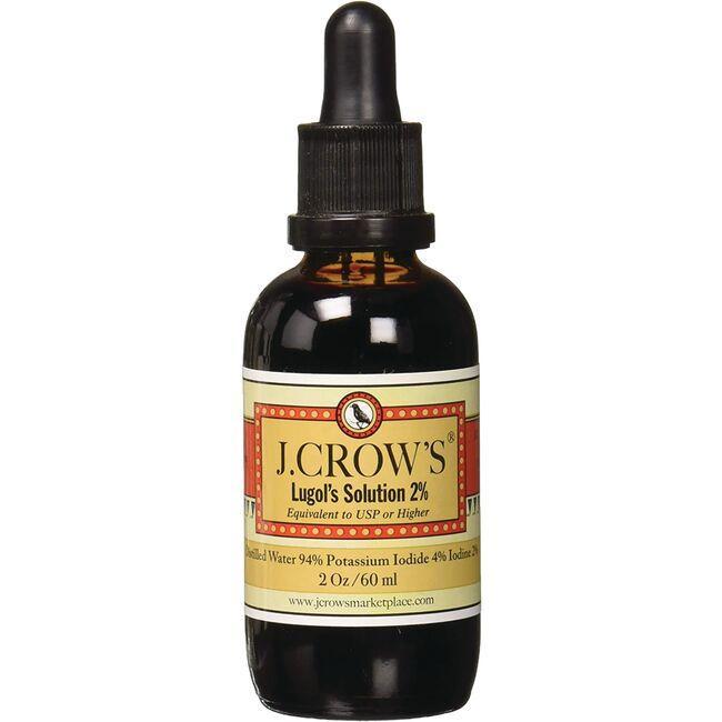J.Crow CompanyLugol's Iodine (2%)