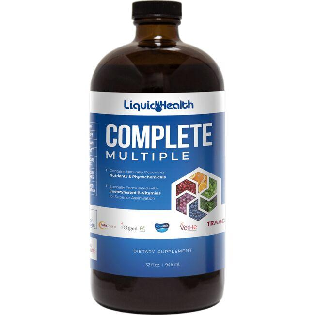 Liquid Health Complete Multiple - Berry