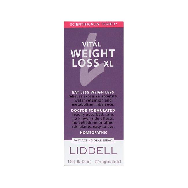 Liddell Laboratories Vital Weight Loss XL