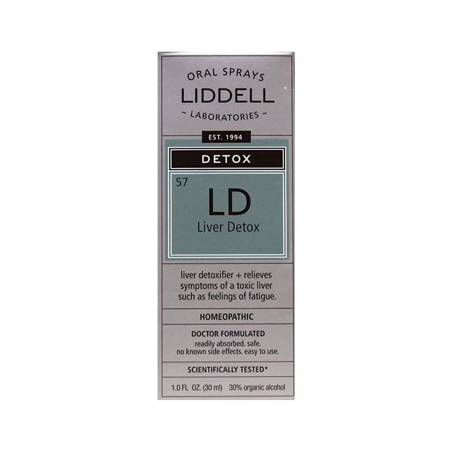 Liddell LaboratoriesDetox: LD Liver Detox