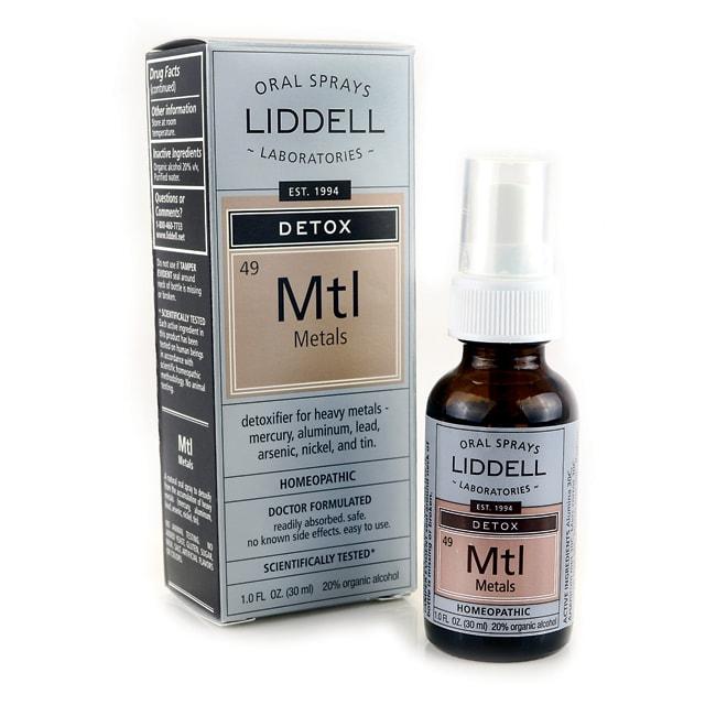 Liddell LaboratoriesDetox: Mtl Metals