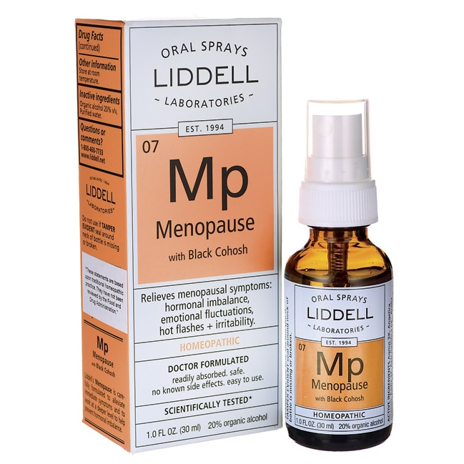 Liddell LaboratoriesMp Menopause with Black Cohosh