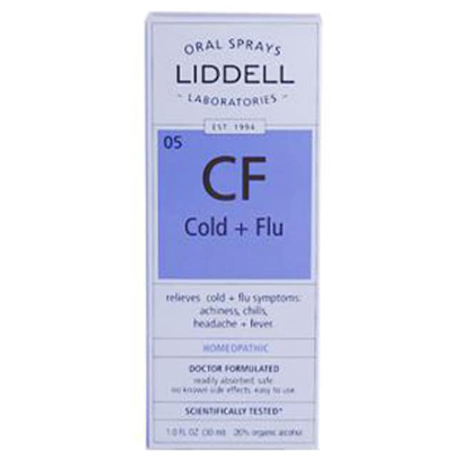 Liddell LaboratoriesCF Cold + Flu