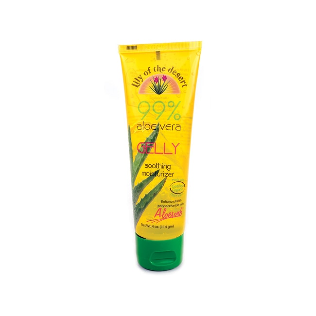 Lily of the Desert99% Aloe Vera Gelly