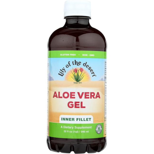 Lily of the Desert Aloe Vera Gel - Inner Fillet