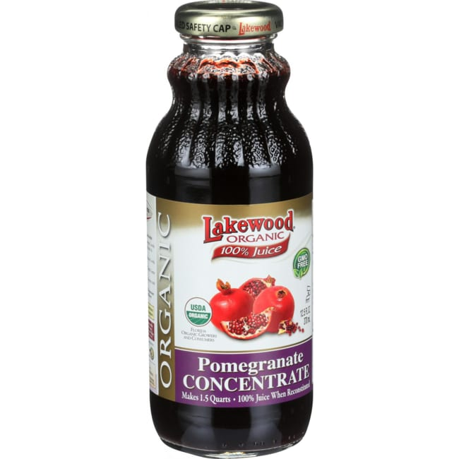 LakewoodOrganic Pomegranate Concentrate
