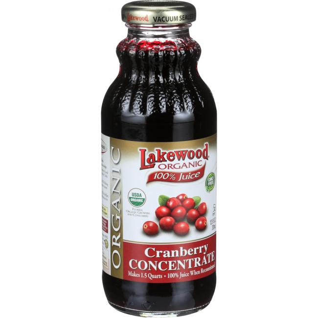 Lakewood Organic Cranberry Concentrate