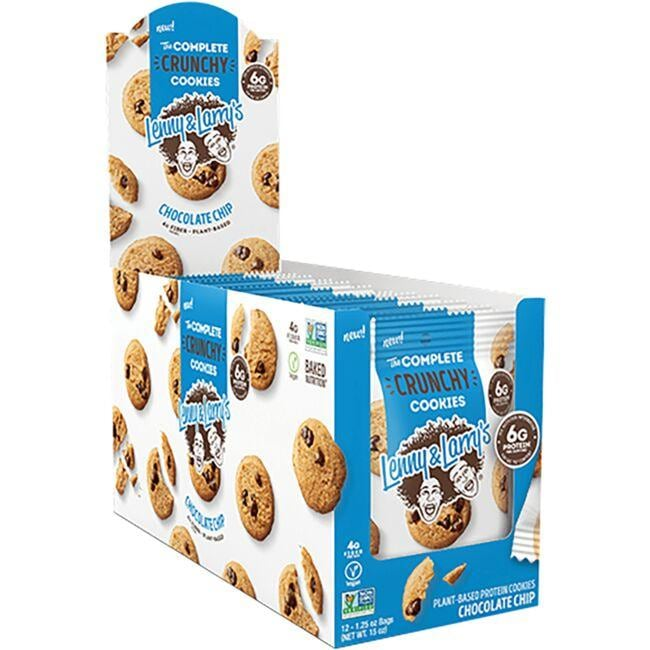 Lenny & Larry'sThe Complete Crunchy Cookie - Chocolate Chip