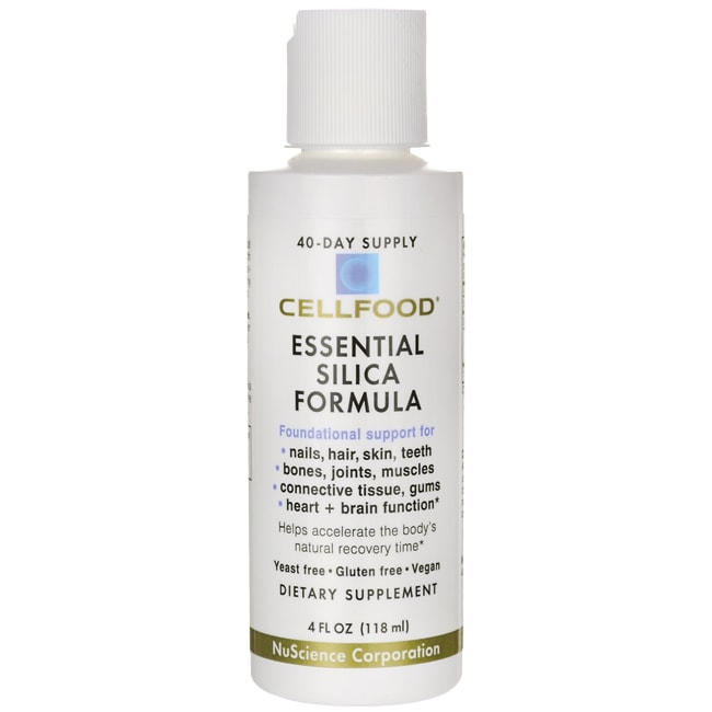 Lumina HealthCellFood Essential Silica Formula