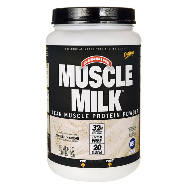CytoSport Muscle Milk Cookies 'n Creme