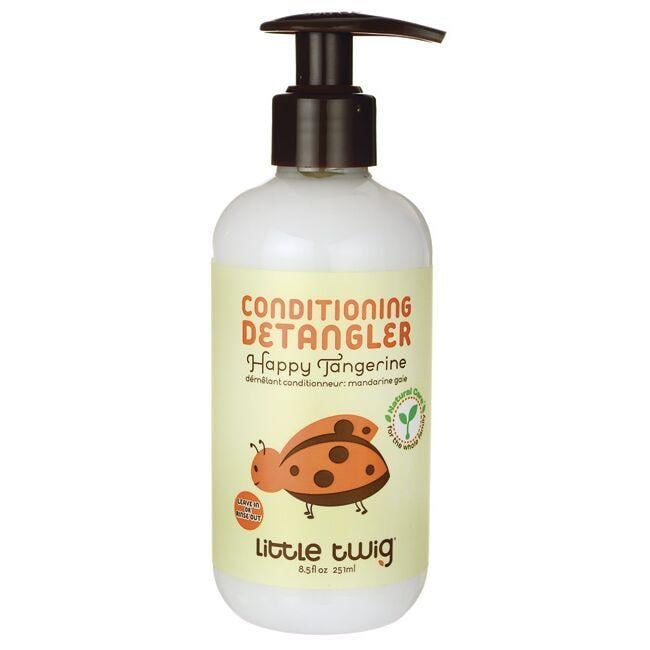 Little Twig Conditioning Detangler Happy Tangerine