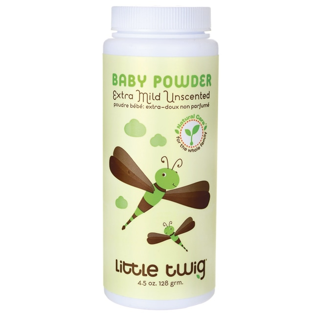 Little TwigBaby Powder Extra Mild Unscented