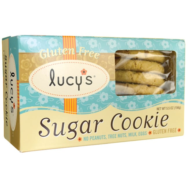 Lucy'sLucy's Gluten Free Sugar Cookie