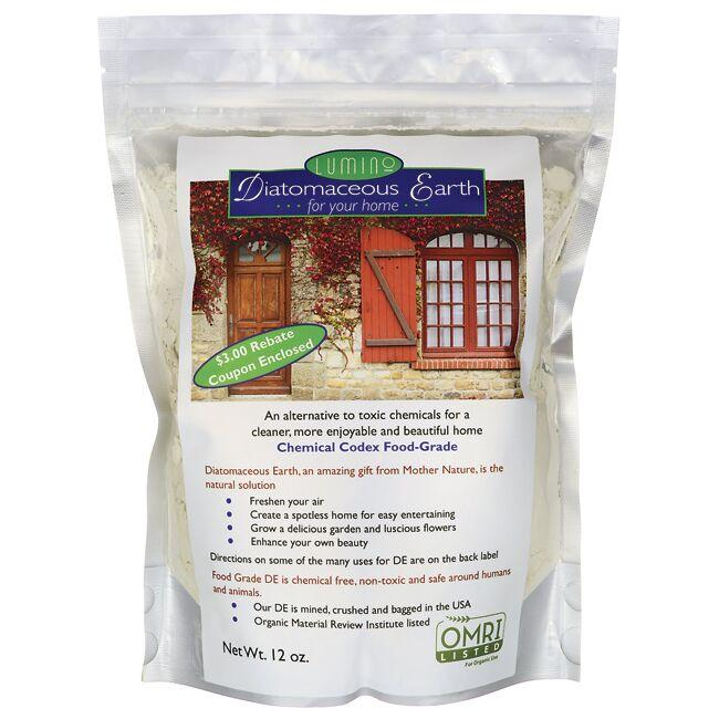 Lumino Diatomaceous Earth