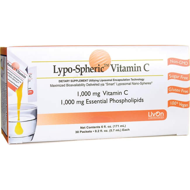 LivOn LaboratoriesLypo-Spheric Vitamin C