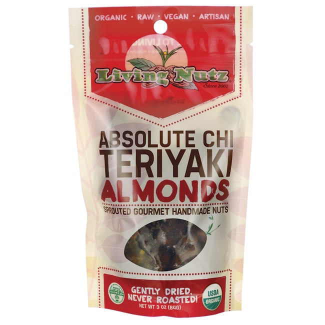 Living NutzAbsolute Chi Teriyaki Almonds
