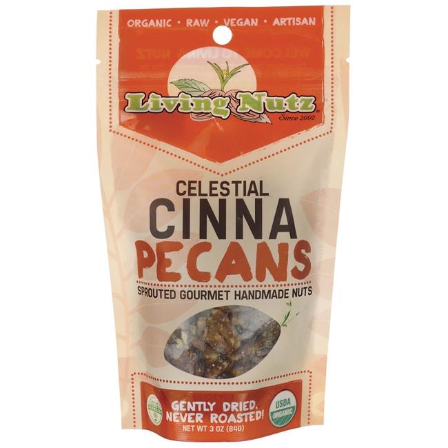 Living NutzCelestial Cinna Pecans
