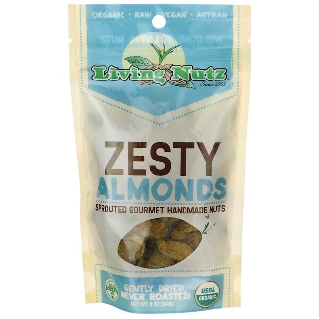 Living NutzZesty Almonds