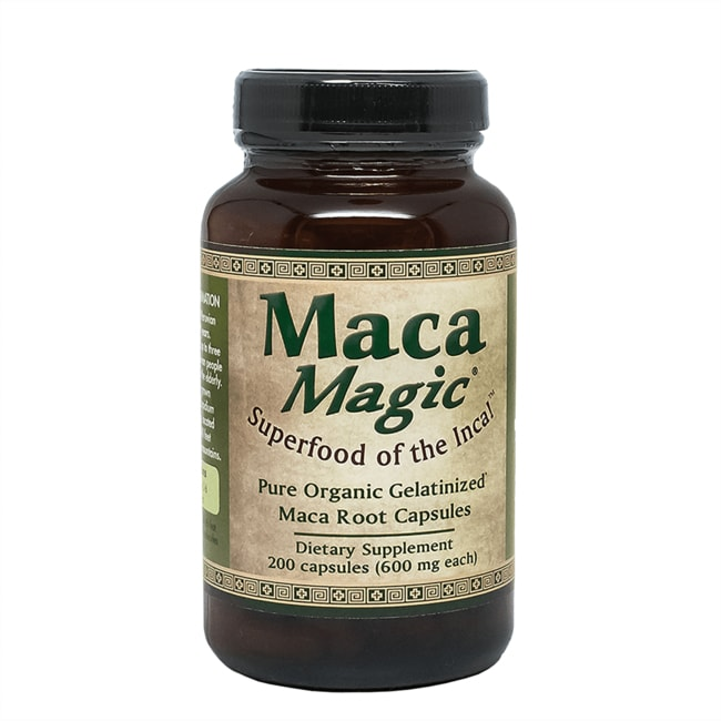Maca MagicMaca Magic