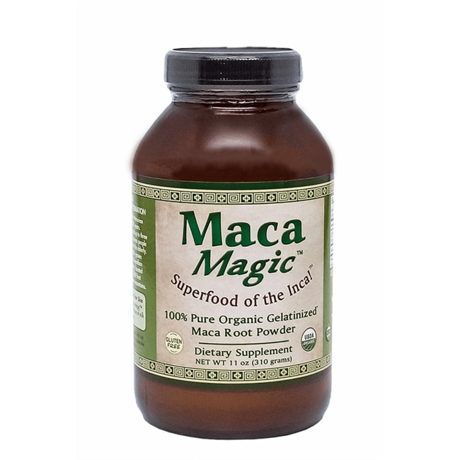 Maca Magic Organic Maca Magic Powder