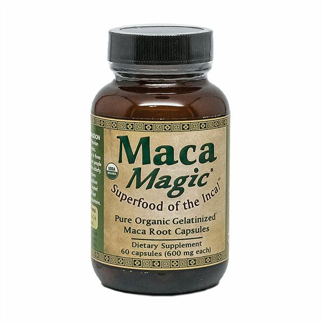 Maca Magic Organic Maca Magic