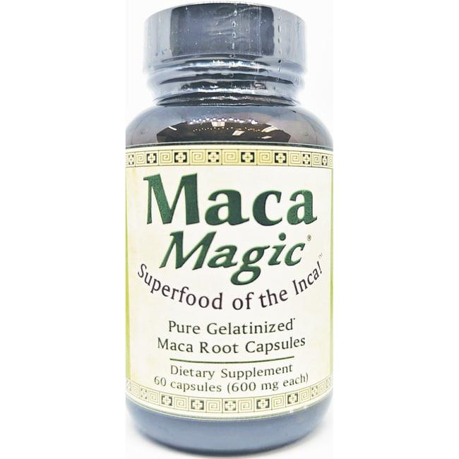 Maca Magic Organic Maca Magic