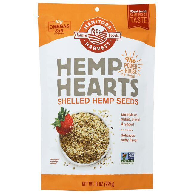 Manitoba Harvest Hemp Hearts - Nutty
