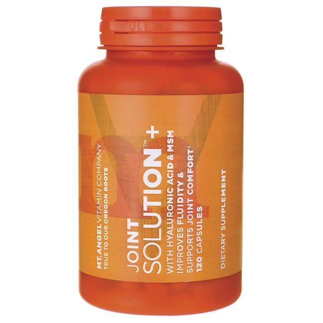 Mt. Angel Vitamin CompanyJoint Solution+
